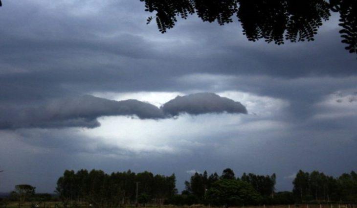 Terça-feira de tempo instável e temperaturas amenas em Mato Grosso do Sul - Crédito: Chico Ribeiro
