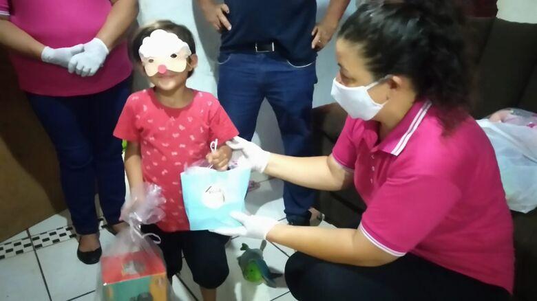 Grupo UNP Industrial faz doações de brinquedos a filhos de reeducandos -