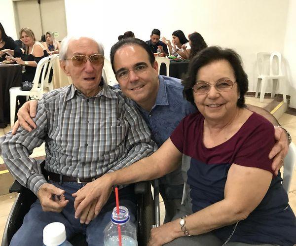 Ex-deputado estadual Roberto Orro morre aos 83 anos - Crédito: Reprodução/Redes Sociais