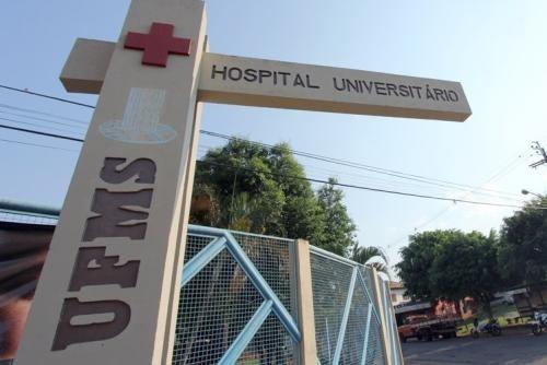 Segunda morte de criança por coronavírus é registrada em MS - Crédito: Divulgação/Ebserh