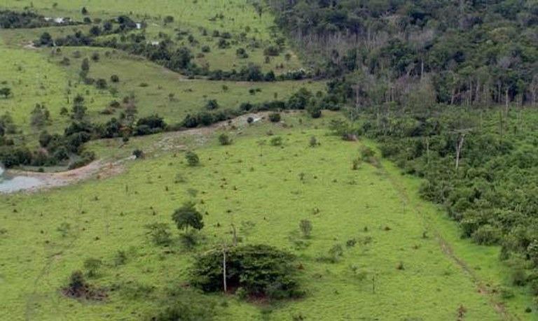 Inclusão cadastral de imóvel rural no Incra passa a ser feita via internet - Crédito: Ministério do Meio Ambiente