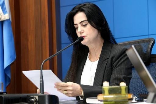 Mara Caseiro substitui Onevan de Matos na Assembleia Legislativa -