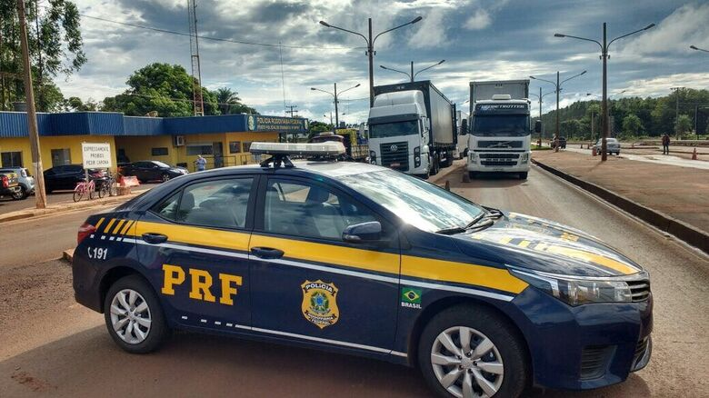 Mulher é presa com cocaína 'escondida' nas pernas em Ponta Porã -