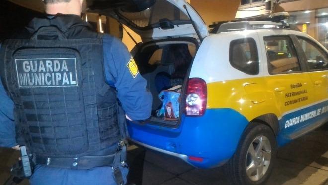 Homem ofende guardas municipais e acaba preso na Praça Antônio João -