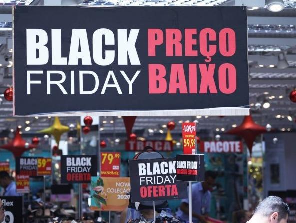 População deve ficar atenta para publicidade na Black Friday, diz diretor do Procon -