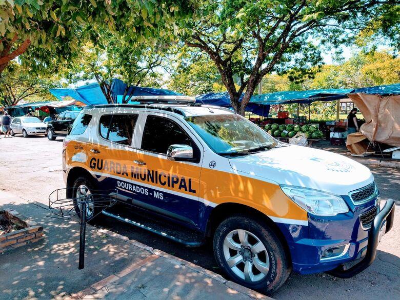 GM já prendeu 261 foragidos da Justiça em Dourados - Crédito: Divulgação/GMD