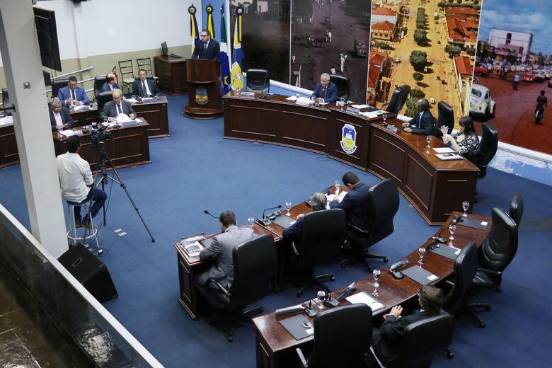Câmara realiza reunião com vereadores reeleitos e eleitos neste sábado - Crédito: Arquivo