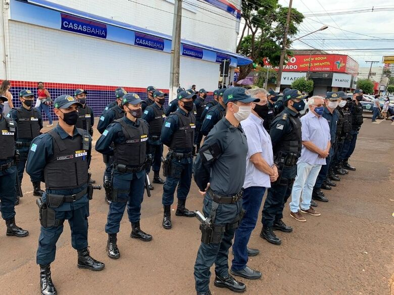 Operação Natal vai reforçar segurança no comércio com mais de 50 policiais -