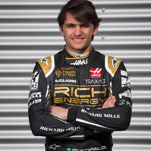 Pietro Fittipaldi estreia na F1 no lugar de Grosjean no GP de Sakhir - Crédito: FaceBook