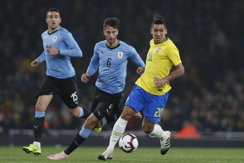 Brasil enfrenta o Uruguai hoje pelas Eliminatórias para a Copa do Mundo de 2022 - Crédito: Divulgação