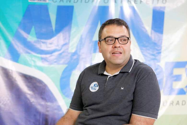 Alan não terá dificuldade para formar base aliada na Câmara - Crédito: Divulgação
