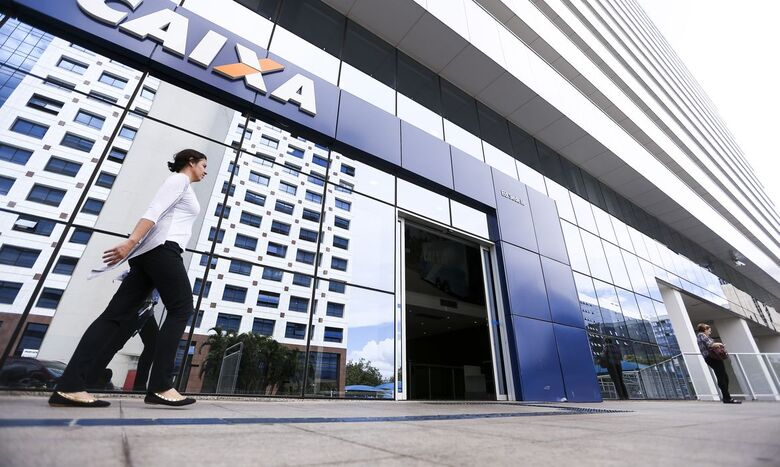 Caixa tem lucro líquido de R$ 1,89 bilhão no terceiro trimestre - Crédito: Marcelo Camargo/Agência Brasil