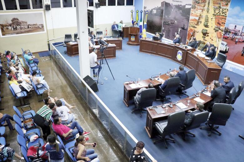 Disputa pela presidência da Câmara movimenta bastidor político - Crédito: Divulgação