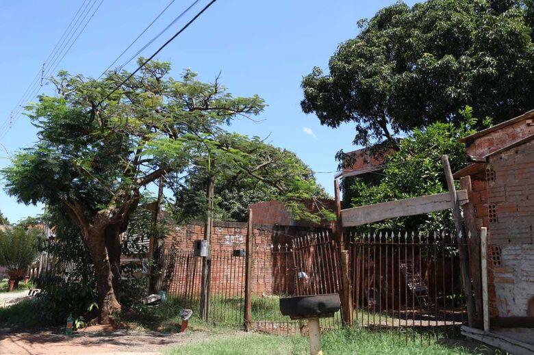 Residência da vítima, onde foi encontrada morta - Crédito: Foto: Paulo Francis