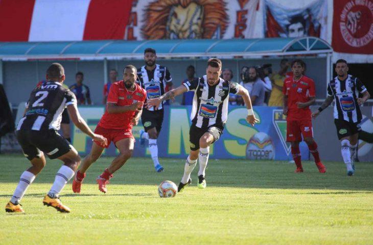 Clássico Comerário reabre o Campeonato Sul-Mato-Grossense de Futebol 2020 após oito meses - Crédito: Foto: Franz Mendes
