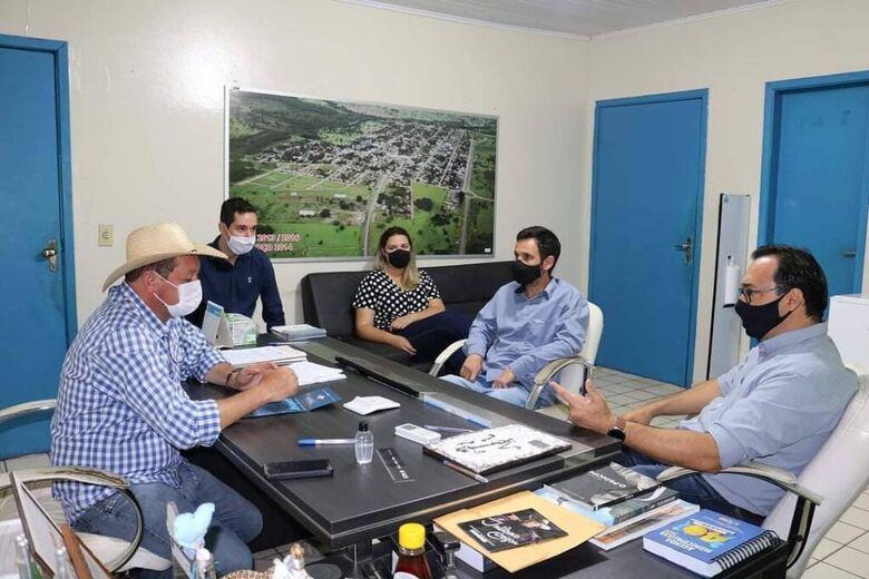 Fundação Chapadão se prepara para o segundo ano de experimentos com soja em Alcinópolis -