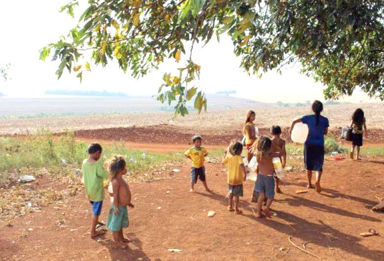 Sem famílias acolhedoras, crianças violentadas são retiradas das aldeias - Crédito: Divulgação
