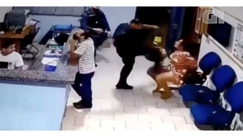 Algemada, mulher é agredida com socos e chutes em MS -