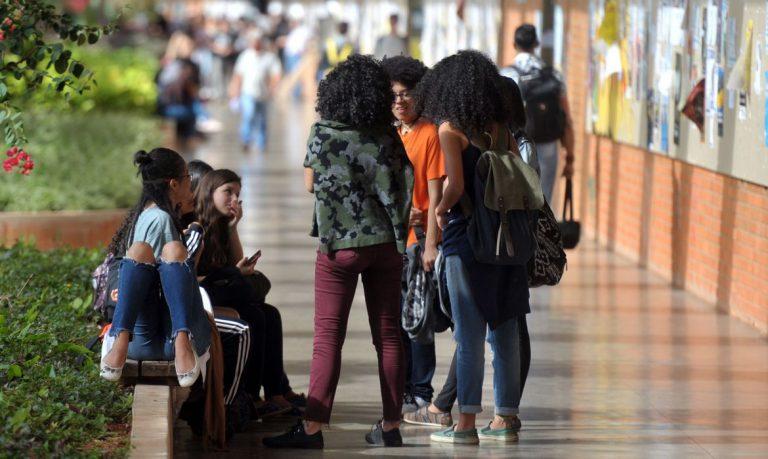 Relatório aponta corte em verbas federais para combate ao racismo - Crédito: Marcelo Camargo/Agência Brasil
