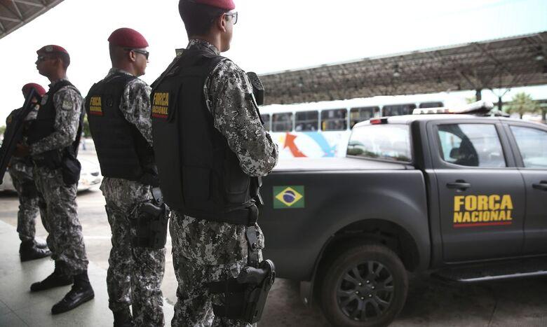 Instrução de nivelamento da Força Nacional disponibiliza duas vagas para Polícia Civil do MS -
