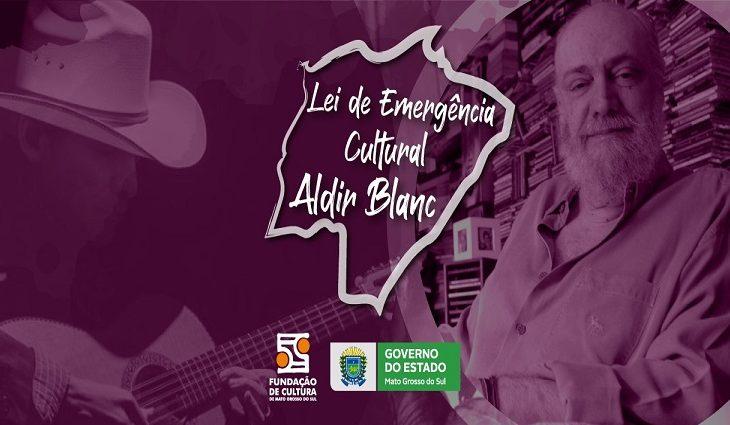 Fundação de Cultura divulga nesta sexta resultado de mais três editais da Lei Aldir Blanc - Crédito: Divulgação