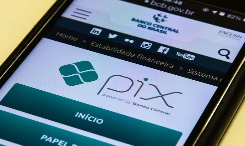 Pix: novo sistema de pagamento instantâneo entra em funcionamento - Crédito: Marcello Casal Jr/Agência Brasil