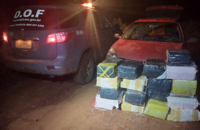 Dois homens são presos por Tráfico de Drogas em Paranhos -