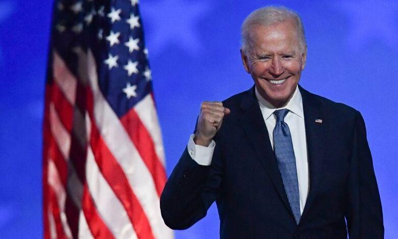 Joe Biden garante votos para ser eleito presidente dos Estados Unidos - Crédito: Foto: Angela Weiss / AFP