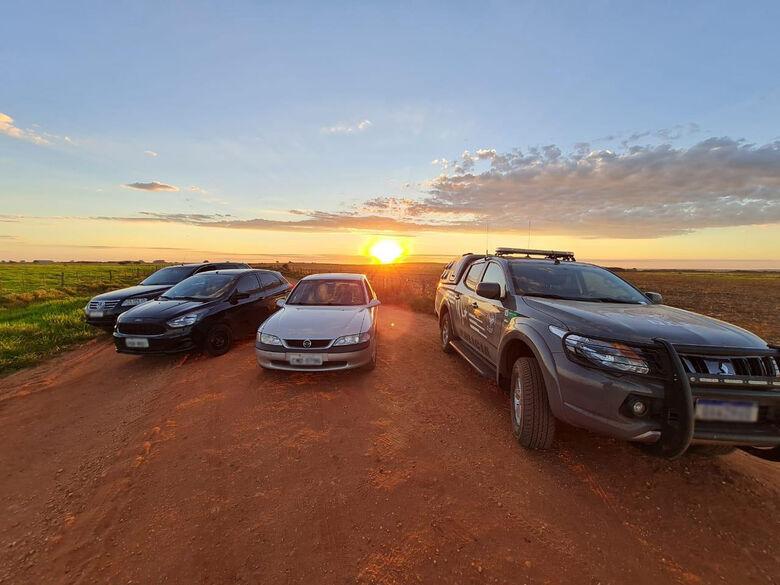 Veículo que seguia para Goiânia com mais de 700 quilos de maconha foi apreendido pelo DOF -
