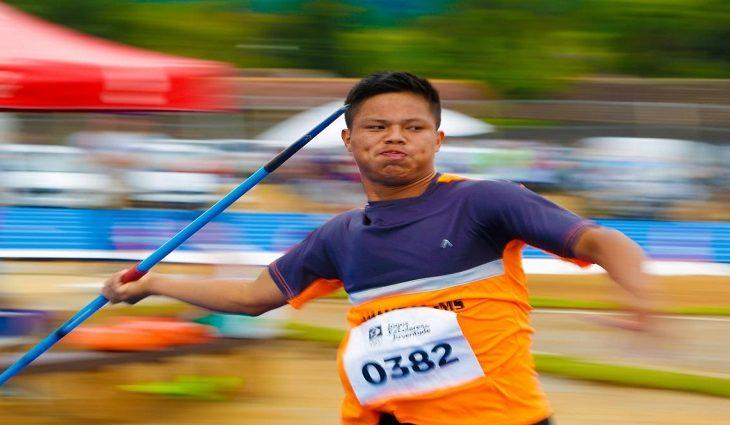 Atleta guarani-kaiowá de MS é vice-campeão brasileiro sub-18 de atletismo - Crédito: William Lucas/Inovafoto/COB