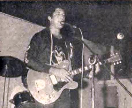 Zezãozinho fez sucesso na década de 80 em Dourados - Crédito: Reprodução/O Progresso