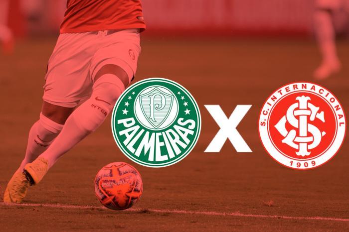 Palmeiras e Inter entram em campo pelas oitavas da Libertadores -