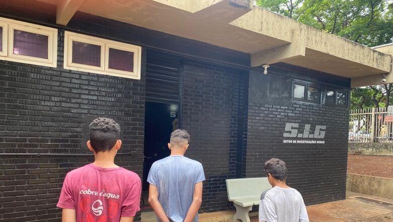 SIG recupera bens furtados de empresa e prende membros de quadrilha em Dourados -