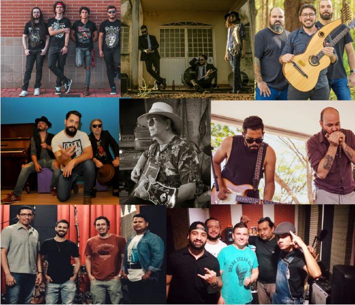 Bonito Blues & Jazz Festival na capital do ecoturismo de MS - Crédito: Divulgação