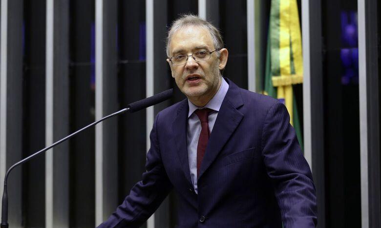 Lucchesi é reeleito presidente da ABL pelo quarto mandato consecutivo - Crédito: Michel Jesus/ Câmara dos Deputados
