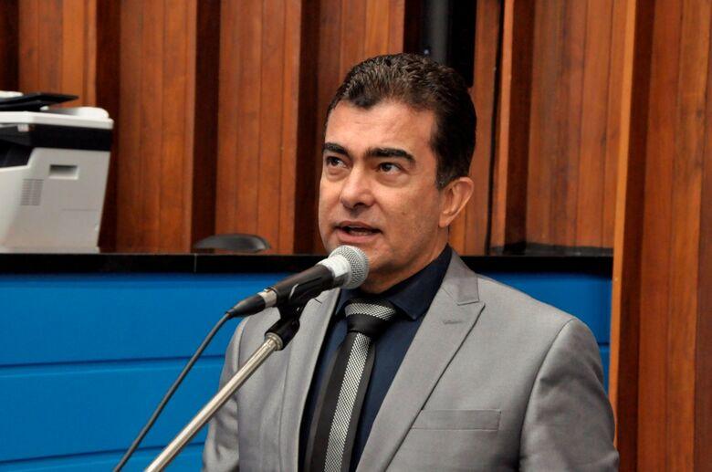 Autor da Lei, Marçal Filho é coordenador da Frente Parlamentar em Defesa da Mulher na ALEMS - Crédito: Arquivo
