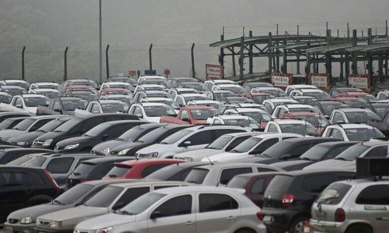 Venda de veículos automotores aumenta 0,45% de outubro para novembro - Crédito: © Arquivo/Agência Brasil