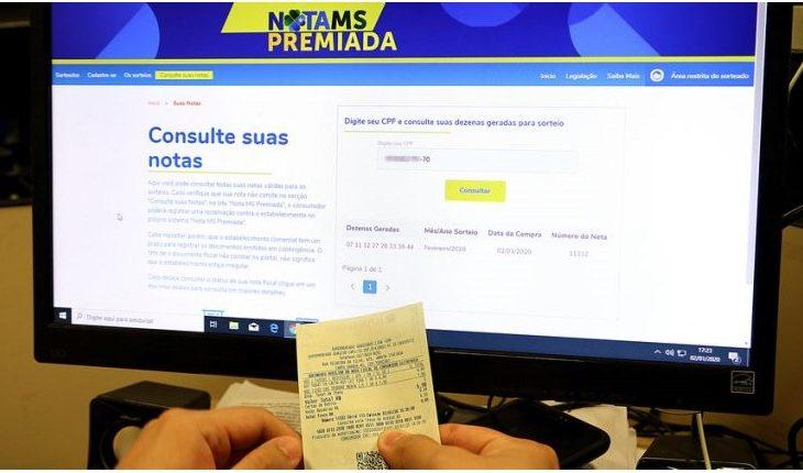Nota MS Premida distribui R$ 3 milhões em prêmios; Dinheiro esquecido vai para habitação -
