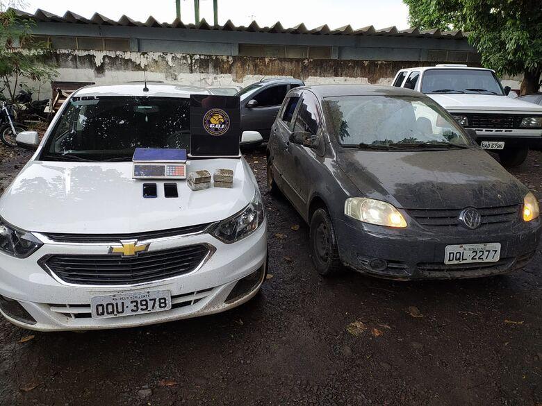 Policiais civis descobrem oficina usada para modificar veículos para o transporte de drogas em Campo Grande -