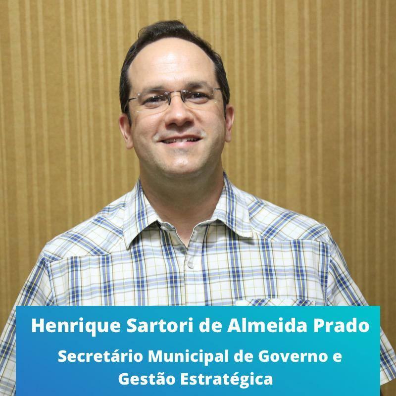 Secretários da prefeitura de Dourados